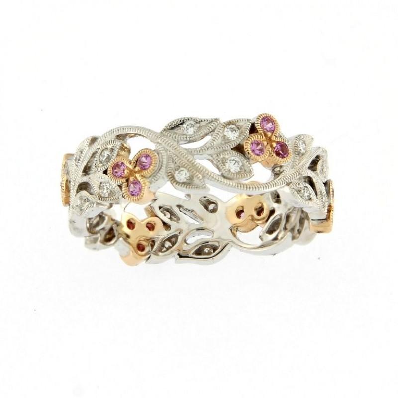 Peach Blossom Ring
