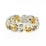Lemon Blossom Ring