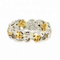 Lemon Blossom Ring
